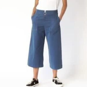 NWOT Sweaty Betty Retro Cropped Trousers/culottes